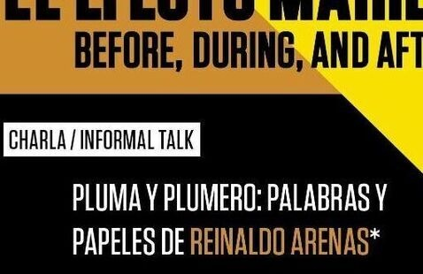 Pluma y Plumero: Palabras y Papeles de Reinaldo Arenas