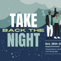 Take Back the Night 2020 Virtual Speaker and Speak-out