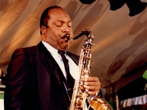 Dr. Nathan Davis- Founder of the Jazz Studies Program