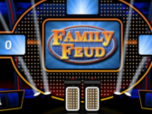 Family Feud Game Board