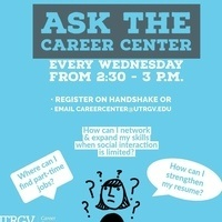 Ask the Career Center