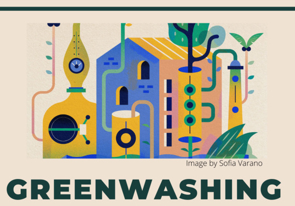 Climate Conversation: Greenwashing