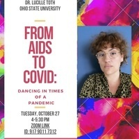 From AIDS to COVID: Dancing in Times of a Pandemic