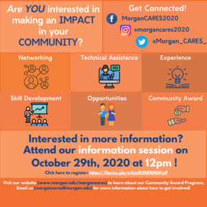 Info-Session October 29th at 12pm