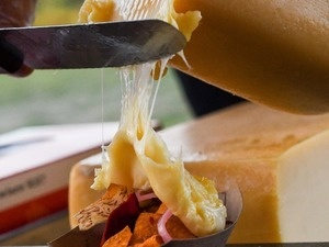 Thursday Raclette Nights at South Hill Cider