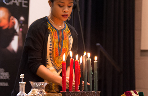 Kwanzaa Ceremony
