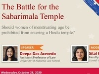 The Battle for the Sabarimala Temple