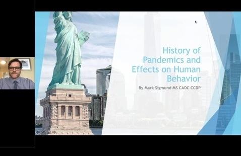 History of Pandemics and Effects on Human Behavior