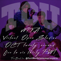 TCU MFA Virtual Open Studios