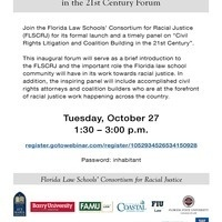Civil Rights Litigation and Coalition Building in the 21st Century