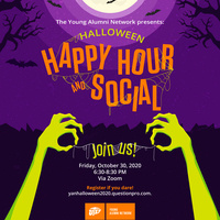 UTEP Young Alumni Network Halloween Happy Hour and Social