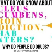Why Do People Do Drugs?