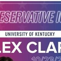 Turning Point USA Presents Alex Clark
