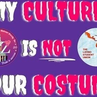 My Culture is Not Your Costume