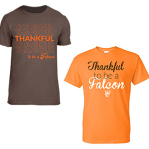 Thankful To Be A Falcon! – SHOP & GIVE BACK