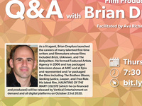 Q&A with film producer/Cornell alum Brian Dreyfuss