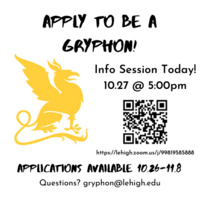 Gryphon Info Session