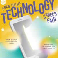 Technology Career Fair logo