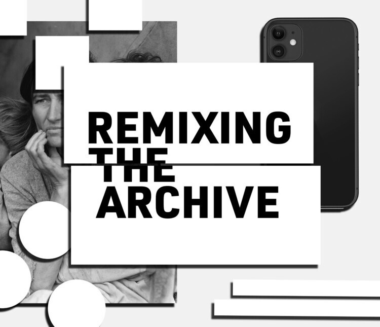 Teen Workshop: Remixing the Archive