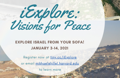 iExplore: Visions for Peace