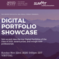 DP Showcase 2020 Square Flyer