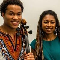 Sheku Kanneh-Mason, cello and Isata Kanneh-Mason, piano