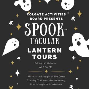 Spook-Tacular Lantern Tours