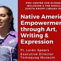 Native American Empowerment through Art, Writing and Expression