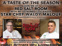 A Taste of the Season with Chef David Burke & Star Chef Waldy Malouf