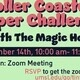 Roller Coaster Paper Challenge with the Magic House