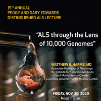 Peggy and Gary Edwards Distinguished Lecture