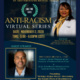 Anti-Racism Virtual Series: Healing a Broken Nation: Overcoming the Myriad Effects of Discrimination in the U.S.