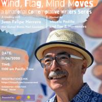 Global Reading con Juan Felipe Herrera