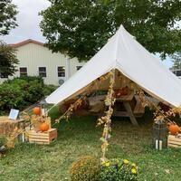 Waredaca Farm Brewery Yurts