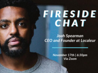 Fireside Chat: Joah Spearman