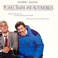 Planes. Trains, and Automobiles