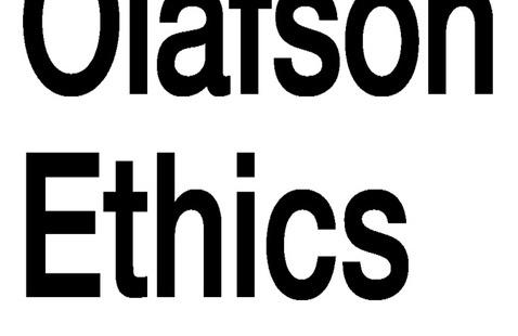 Olafson Ethics Symposium