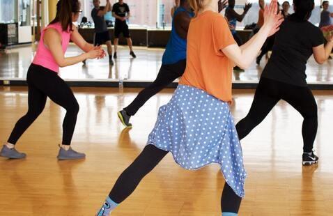 Stress Less, Dance More