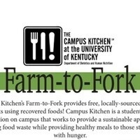 12:00-12:30 Farm to Fork Meal Pick Up