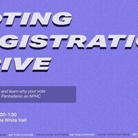 Voting Registration Station (Cancelled)