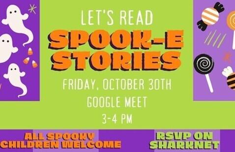 Spook-E Stories