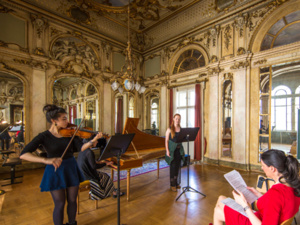 Study Away Info Session: IES Vienna Music Program