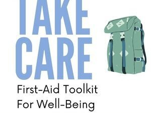flyer for take care of you event
