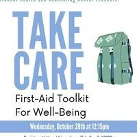 Take Care Toolkit For Well-Being