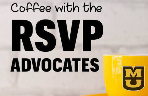 Professional Development for Staff: Coffee with the RSVP Advocates