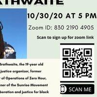 Climate Migration with Kaylah Brathwaite