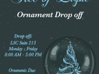 99th Annual Tree of Light Ornament Drop Off