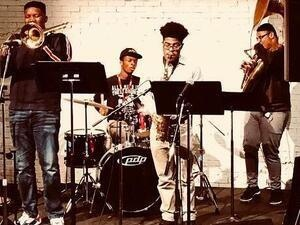 Triple Threat Brass LIVE STREAMING CONCERT