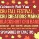 Cru Creations Market Day / Cru Fall Festival