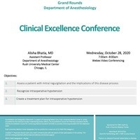 Clinical Excellence Conference